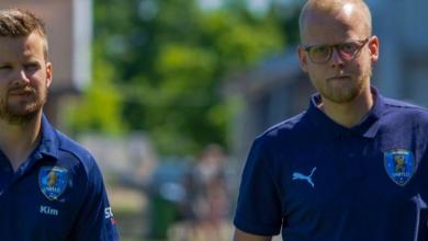 """Photo of Sebastian Andersson i Staffanstorp United: """"Ikväll har vi alla möjligheter att hänga på i toppstriden"""""""