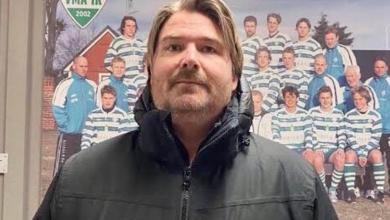 """Photo of Stefan Persson i VMA IK: """"Vår målsättning är att hänga kvar och möjligheten finns ännu"""""""