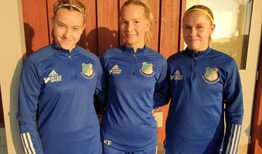 Photo of Södra Sandby-bonanza i F16-landslaget
