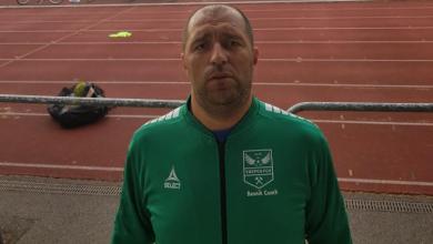 """Photo of Trepca FC: """"Vår målsättning är känd, vi vill hamna så högt upp så möjligt"""""""