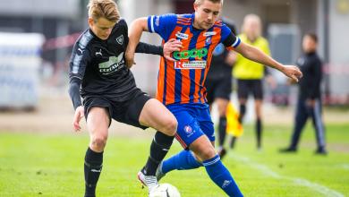 """Photo of Hampus Roslund: """"Det viktigaste av allt är att Broby IF fortsätter att rada upp segrar och att seriesegern bärgas"""""""