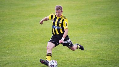 """Photo of Amel Crnalic i IFK Hässleholm: """"Skönt att få göra ett mål"""""""