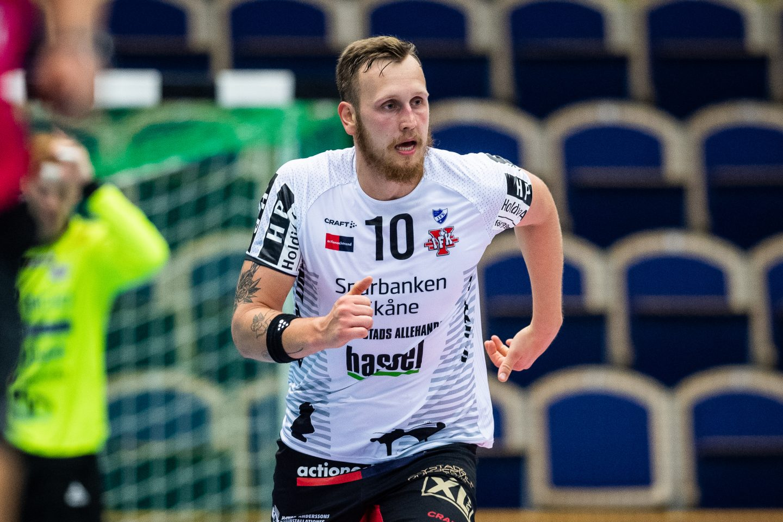 Äntligen seger för IFK Ystad – Johansson bombade in åtta