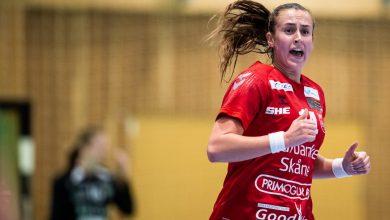 Photo of H65:s Malin Sandberg kallas in till landslaget