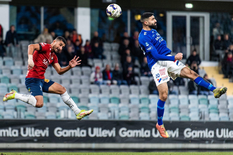 """TFF tappade 2-0-ledning mot Örgryte – """"Vi förtjänar inte mer"""""""