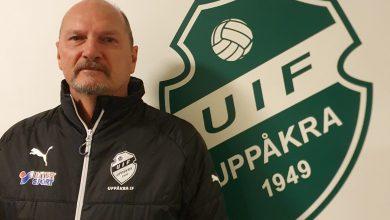 Photo of Jörgen Nilsson tar över som tränare i Uppåkra
